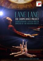 LANG LANG - THE CHOPIN DANCE PROJECT  DVD NEW+
