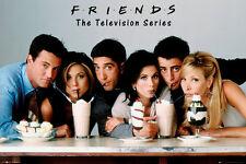 Friends TV Series - Milkshake - New Friends Poster FP3109