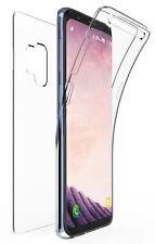 TRI-MAX CLEAR SCREEN GUARD FULL BODY TPU WRAP CASE COVER FOR SAMSUNG GALAXY S9