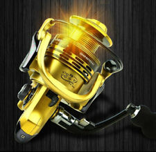 Рыбалка катушки 13+1BB 5.5: 1 полностью металлический спиннинговые катушки соленой воды катушка для заброса приманки
