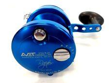 Avet Raptor SX 6/4 MC 2-Speed Lever Drag Casting Reel MC Cast - BLUE Right Hand