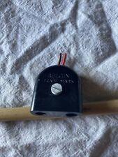 More details for bulgin 2  pin plug 250v 5amp - vintage audio - 18