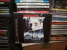 PET SEMATARY,STEPHEN KINGS,FILM SOUNDTRACK,LTD EDITION OF 2000
