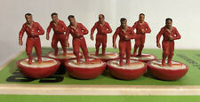 Subbuteo HW Track-suited Players - Red x7