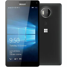 Microsoft NOKIA lumia 950 xl- 32gb-black-unlocked--Very Good condition