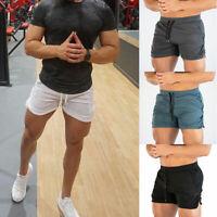 Men Comfy Running Workout Sports Fitness Training Shorts Sweatshorts Pants