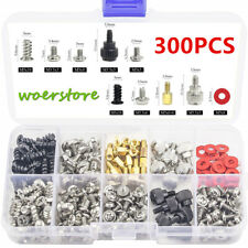 300X Personal Computer Screw Standoffs Set Kit For Hard Drive Case Motherboard