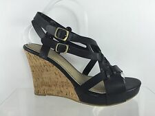 Chinese Laundry Womens Black Wedges 9.5