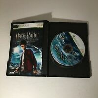 Harry Potter and the Half-Blood Prince with manual (Microsoft Xbox 360, 2009)