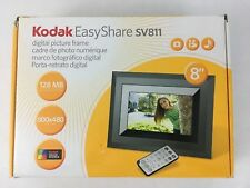Kodak EasyShare SV811 8 High Resolution Digital Picture Frame W/Remote Control