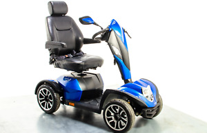 Drive Cobra Used Mobility Scooter 8mph Large All-Terrain Road Legal Captains Sea