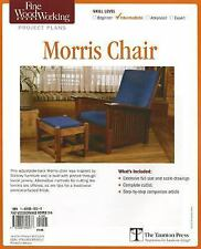 Fine Woodworking's Morris Chair Plan by Fine Woodworking Magazine Editors...