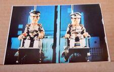 Postcard Stingray Troy Tempest  & Phones unposted