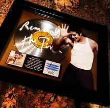 Michael Jackson Remember The Time Platinum Record Album Disc Music Award  RIAA