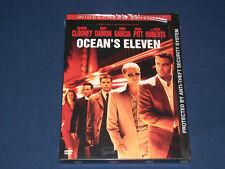 Ocean's Eleven (DVD, 2007) Brand New