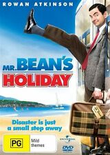 Mr Bean's Holiday (DVD, 2007) Jean Rochefort, Rowan Atkinson