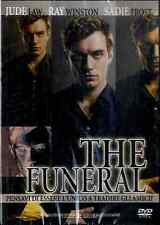 THE FUNERAL Jude Law Ray Winston Sadie Frost DVD FILM SEALED