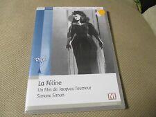 """DVD """"LA FELINE"""" Simone SIMON / Jacques TOURNEUR"""