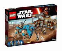 Lego 75148 Star Wars Encounter on Jakku Neuf Dans sa Boîte, Cadeau Enfant