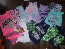 LOT 7 PRS JUSTICE GIRLS PJS PAJAMAS 10