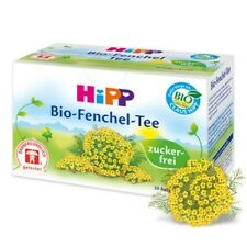 HiPP bébé bio fenouil thé 20 x thé sachets de thé digestif pour soulager les col...