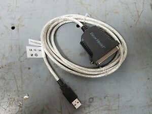USB to Centronics 6 ft cable