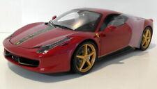 Hot Wheels 1/18 scale diecast -  BCK12 Ferrari 458 Italia China Limited Edition