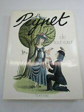 New listing Peynet de Tout Coeur Book French 1987 34217 Hc Dj