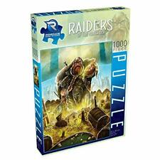 Raiders Of The North Sea: Puzzle (US IMPORT) ACC NEW