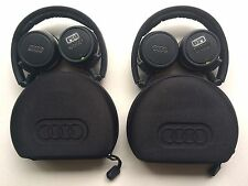 2013-2018 Audi Headphones Q5 S8 A-8 Quattro Wireless Bluetooth Entertainment OEM