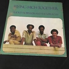 SMOKEY ROBINSON AND THE MIRACLES - FLYING HIGH TOGETHER - TAMLA - 1972 LP
