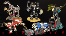 Tomy Zoids figure gashapon part.2 (full set of 5 figures)