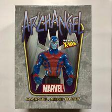 Marvel Uncanny X-Men Archangel Mini Statue Bowen Designs #1388/3000 NIB