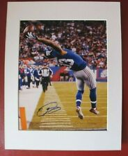 "Odell Beckham Jr. Autograph  8x10 ""The Catch"" Photo N.Y. Giants"