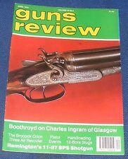 waffen revue magazin 1993 remington s 11-87 sps shotgun