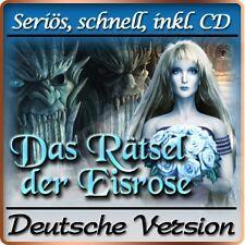 Das Rätsel der Eisrose - Living Legends DELUXE - PC - Windows XP / VISTA / 7 / 8