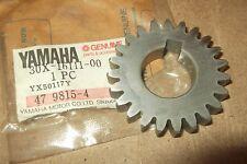 YAMAHA XT250  XT350  SRX250  GENUINE NOS PRIMARY DRIVE GEAR - # 30X-16111-00
