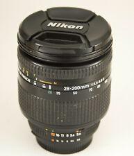 Zoom : obiettivo, nikkor, nikon