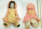 Bambola vintage in porcellana dipinta a mano