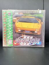 Need For Speed 3 Hot Pursuit  Playstation One 1