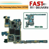Carte Mère Motherboard Mainboard Pour Samsung Galaxy Note 2 N7105 16GB Unlocked