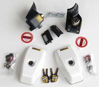 HEOSafe 1760 VAN Security Paket für alle Türer-4 Schlösser- weiß -Ducato 250/290