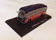 Collectable Model of a JT Whittle Burlingham Seagull Die Cast Coach