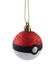 3x Pokemon Go Pokeball Christmas tree decorations Bauble ornament christmas gift