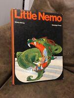 Winsor McCay LITTLE NEMO IN SLUMBERLAND Fine OP Art Book of Comic Strip, 1972
