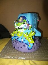 Disney Pixar Toy Story Zurg BUZZ LIGHTYEAR ALIENS Piggy Bank Coin Money