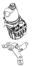 VAUXHALL HYDRAULIC OIL PUMP - GENUINE NEW - 93190157