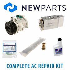 For Honda Element 03-10 Complete AC A/C Repair Kit w/ NEW Compressor & Clutch