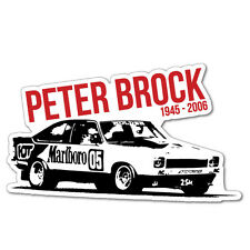 Championship Driver Peter Sticker Decal Rally Racing Vinyl #7370EN