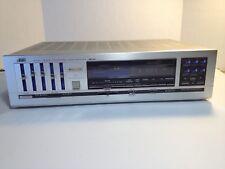 Vintage Jvc R-X40 Super A Digital Am/Fm Tuner Equalizer Collectible,Works Great